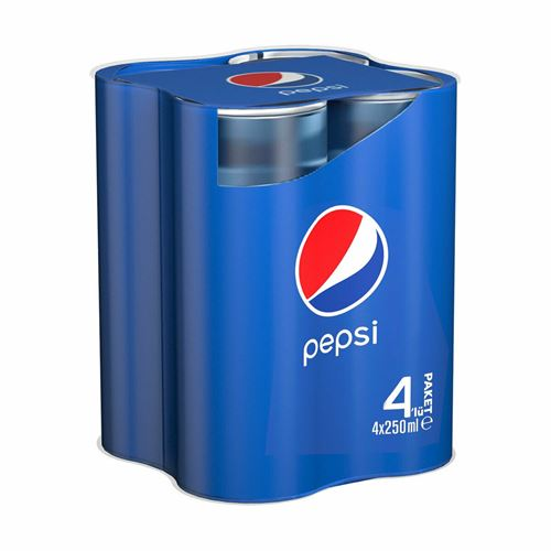 PEPSİ 4X250ML MULTİPACK