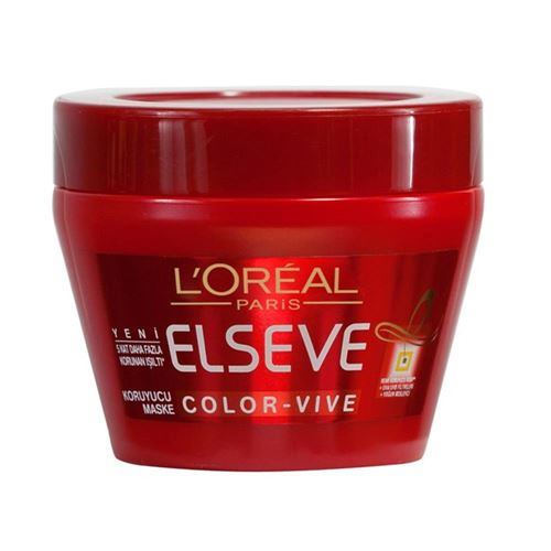 ELSEVE MASKE COLOR VİVE 300ML