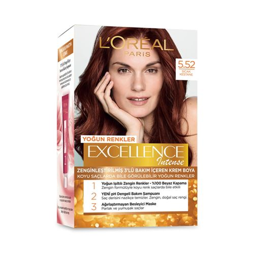 LOREAL EXCELLENCE İNTENSE TR 5,52