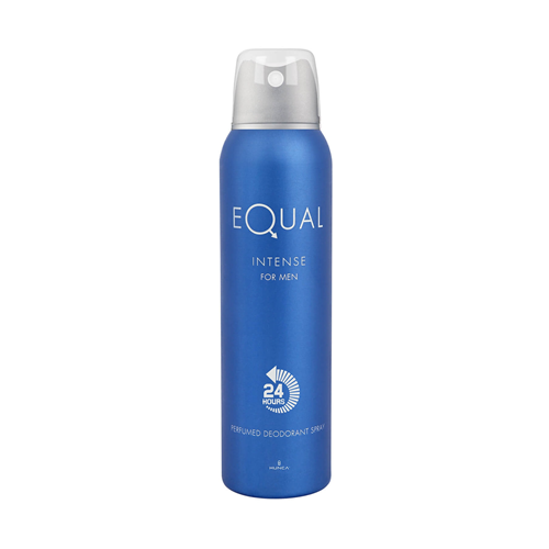 EQUAL INTENSE DEODORANT 150ML MEN
