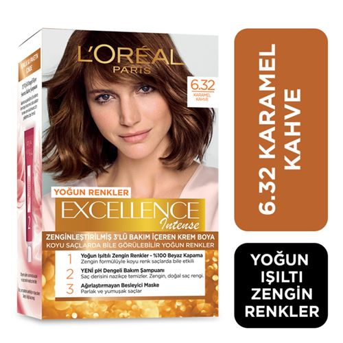 EXCELLENCE İNTENSE TR 6,32