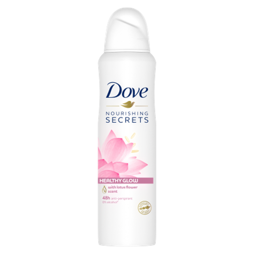 DOVE DEO SPREY 150ML LOTUS