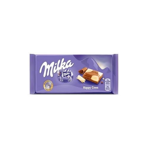 MILKA 100GR HAPPY COWS