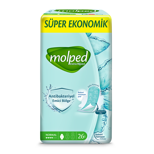 MOLPED ANTIBAC NORM. 26X16 SECO PACK TR-IHR